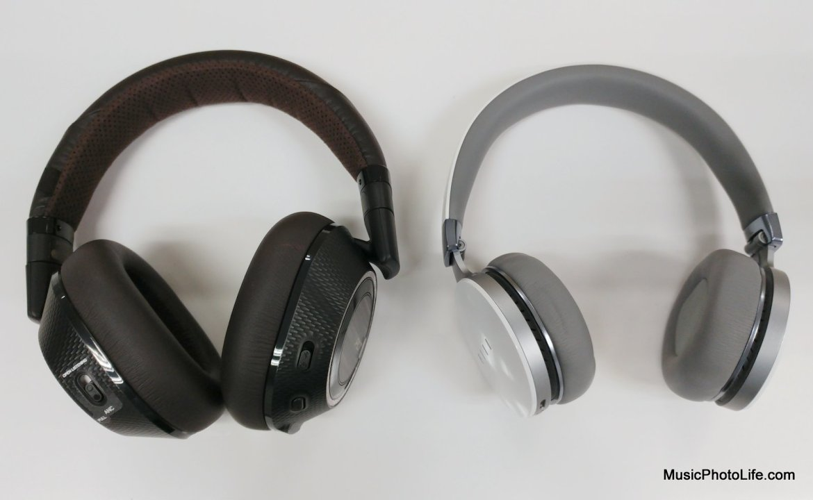 FIIL Diva and Plantronics BackBeat PRO 2 by musicphotolife.com