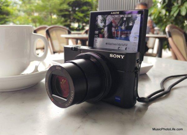 Sony RX100 V review by musicphotolife.com