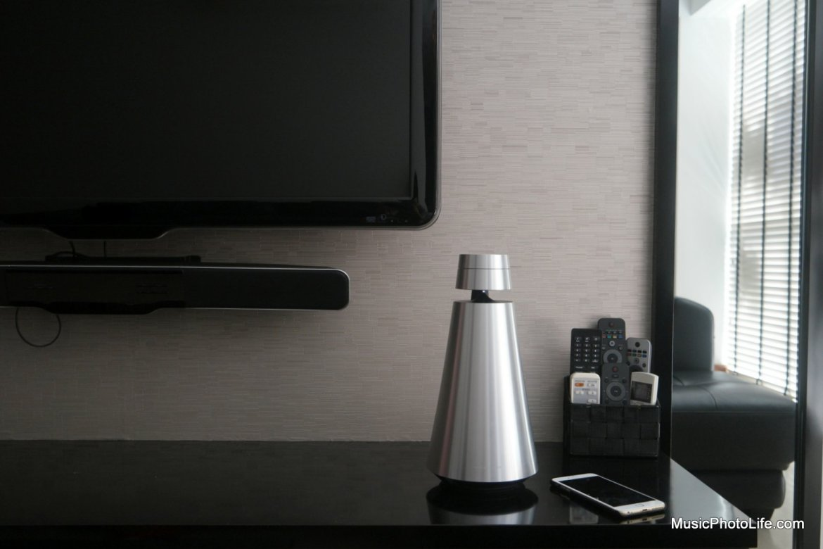 Beosound 1 review by musicphotolife.com