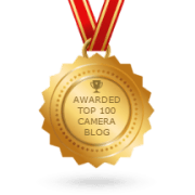 Top 100 Camera Blogs: I'm Number 74