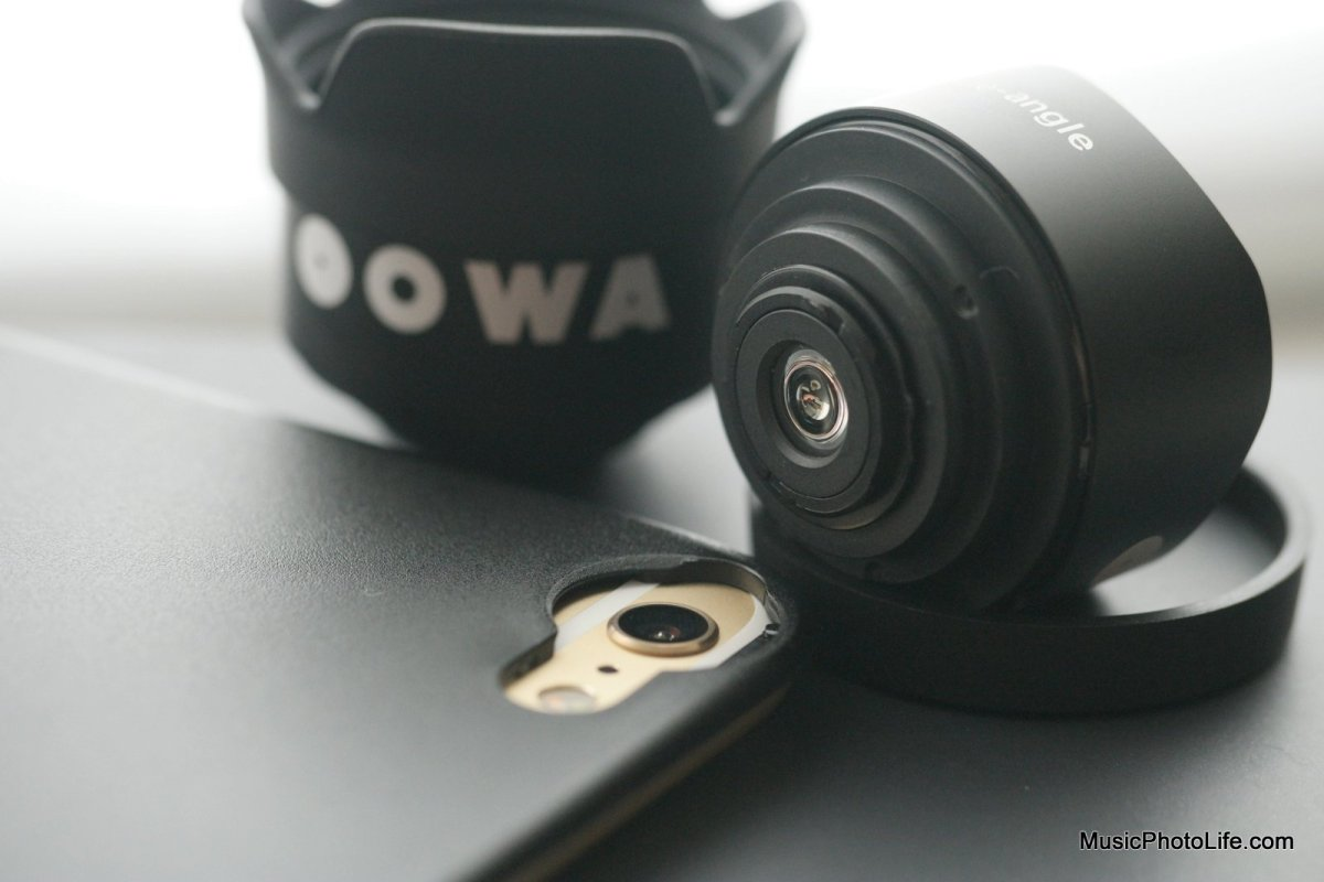 OOWA Review: Lens Attachment for iPhones and Smartphones