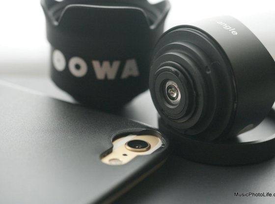 OOWA Lens Attachment for iPhones - review by Singapore tech product blogger Chester Tan musicphotolife.com