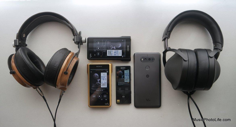 Review Sony NW-WM1A NW-WM1Z