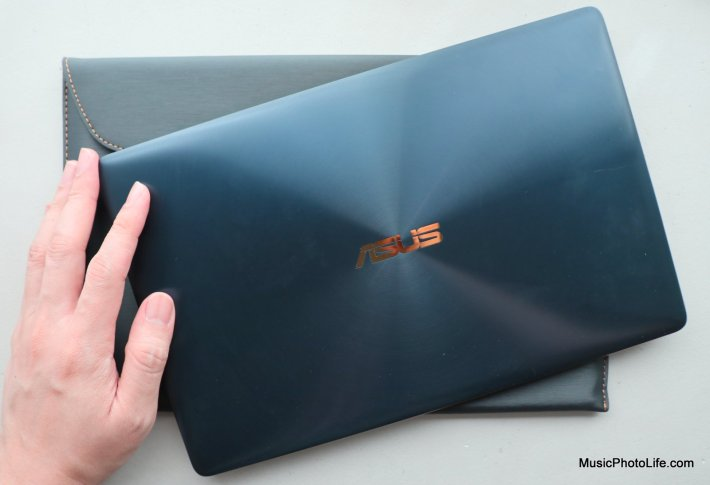 ASUS Zenbook 3 review by musicphotolife.com
