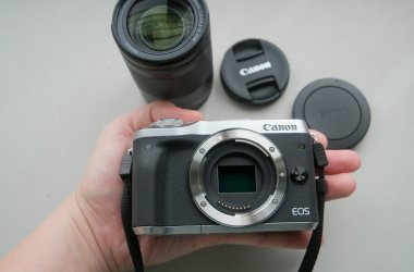 Canon EOS M6 review by musicphotolife.com