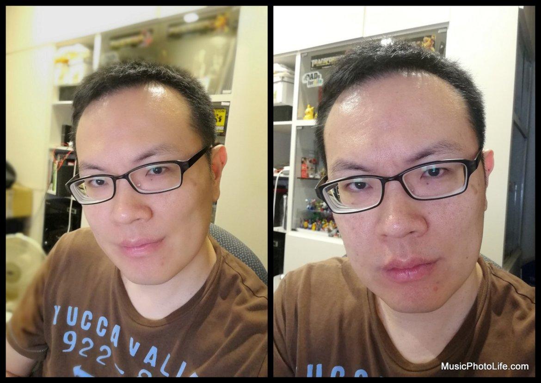 Huawei P10+ test image - Selfie