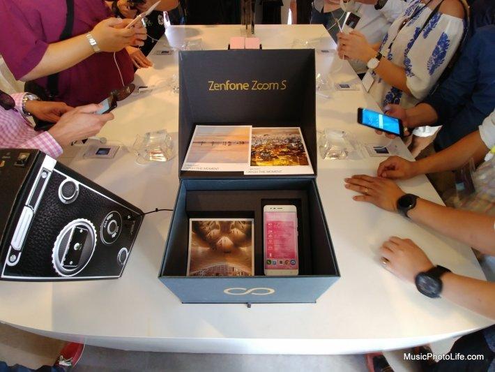 ASUS Zenfone Zoom S Singapore launch event