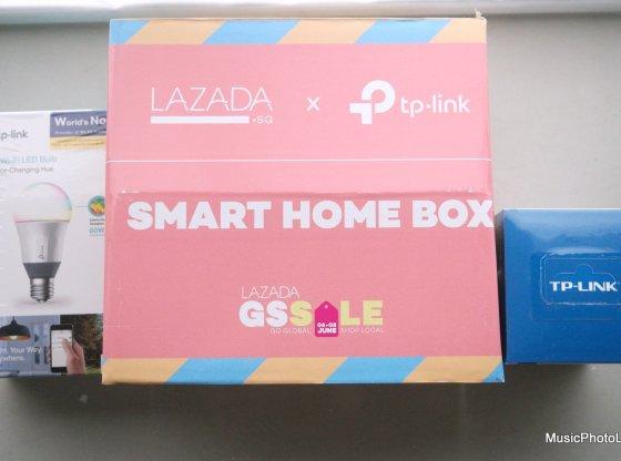 Lazada X TP-Link Surprise Box GSS Sale