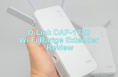D-Link DAP-1720 AC1750 Wireless Range Extender Review by musicphotolife.com
