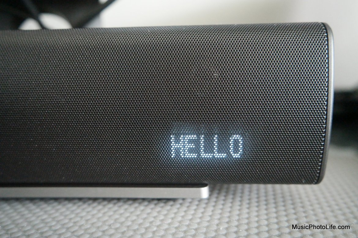 LG Sound Bar Flex SJ7 review by musicphotolife.com