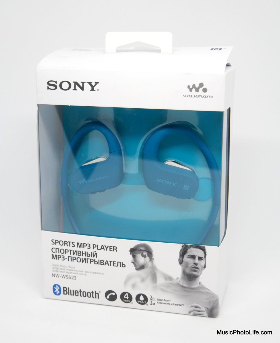 Sony NW-WS623 Review: Waterproof Dustproof Walkman with Bluetooth
