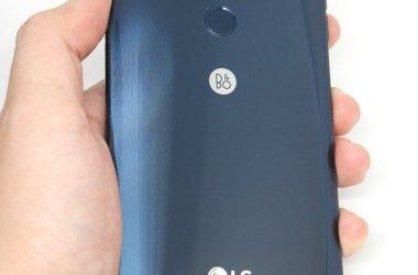LG V30+ rear view