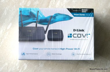 D-Link COVR review by musicphotolife.com
