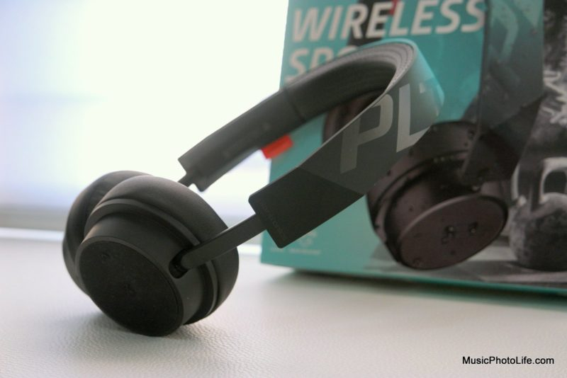 Plantronics BackBeat FIT 505 review by musicphotolife.com