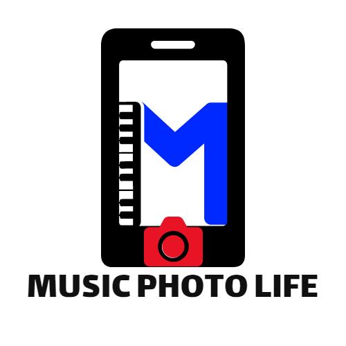 musicphotolife logo redesigned using DesignEvo online logo maker