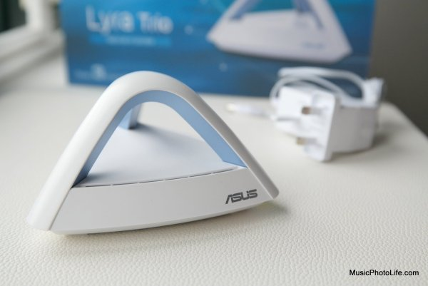 ASUS Lyra Trio review by musicphotolife.com