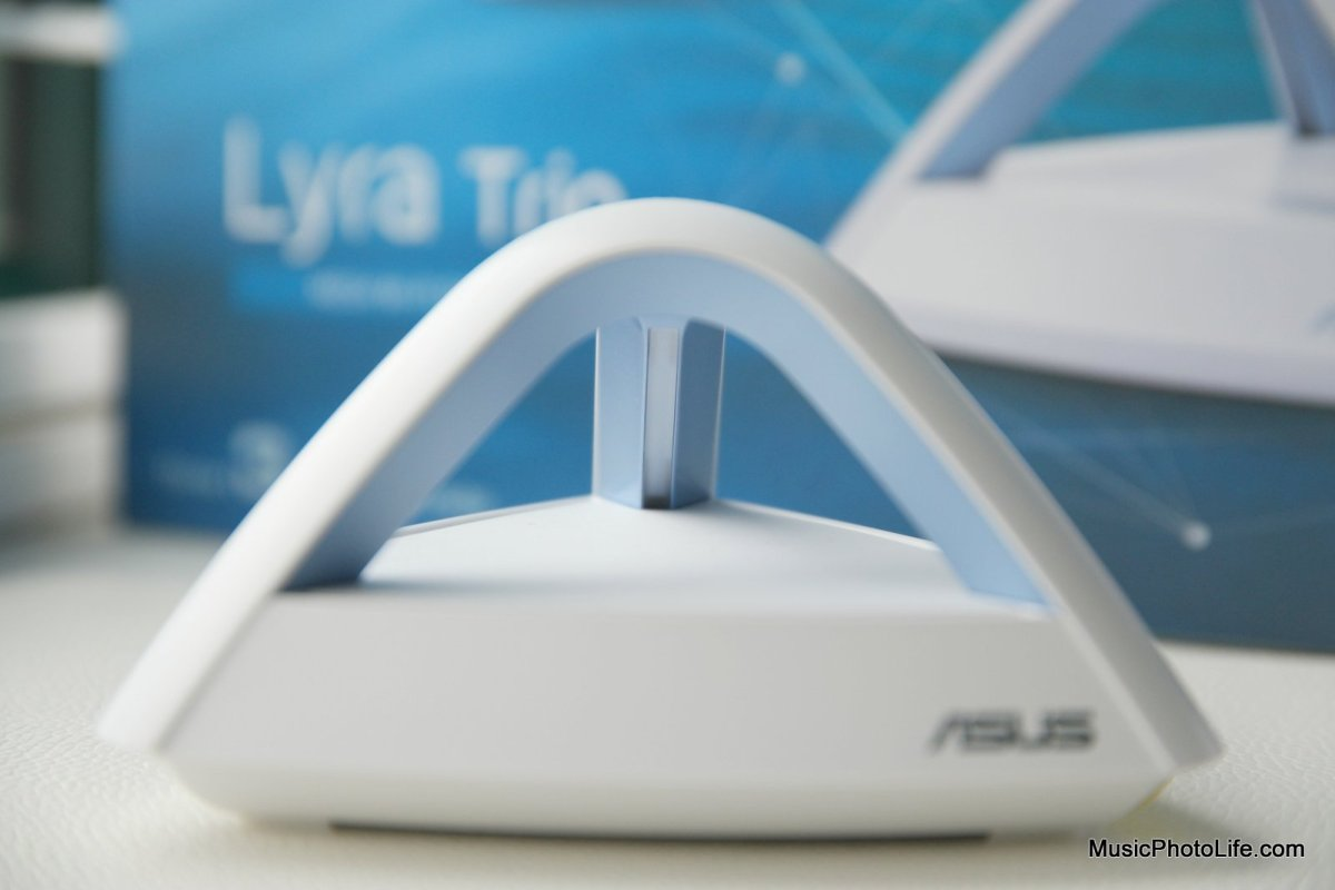ASUS Lyra Trio Review: Expandable Wi-Fi Mesh System