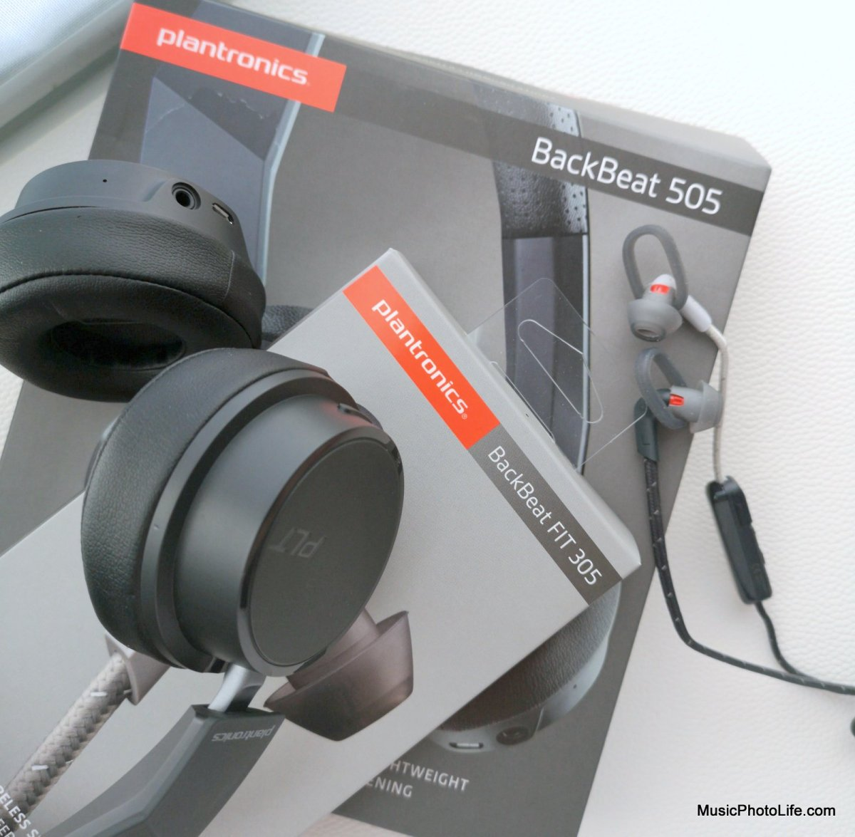 Plantronics BackBeat at 20% Discount with Coupon Code