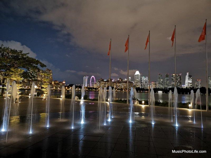 Huawei P20 Pro sample photo night mode