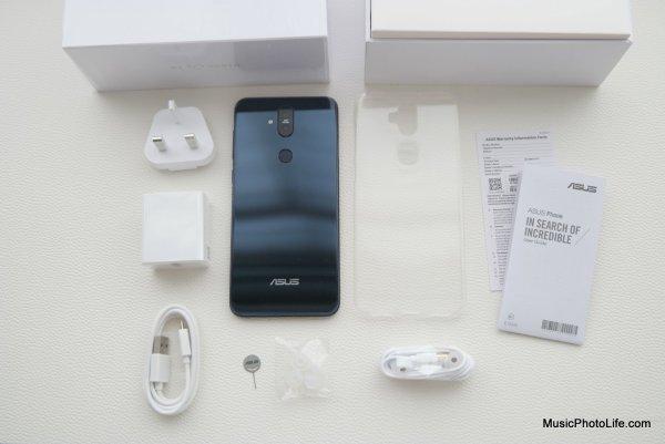 ASUS Zenfone 5Q unboxing