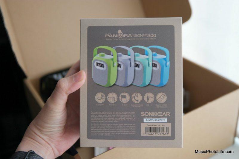 SonicGear Pandora Neon 300 - Lazada X Leapfrog IT Accessories Surprise Box: Great Singapore Sale 2018