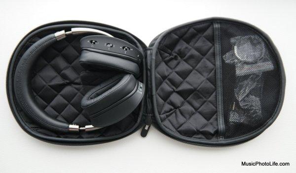 NAD VISO HP70 ANC Headphones review by musicphotolife.com