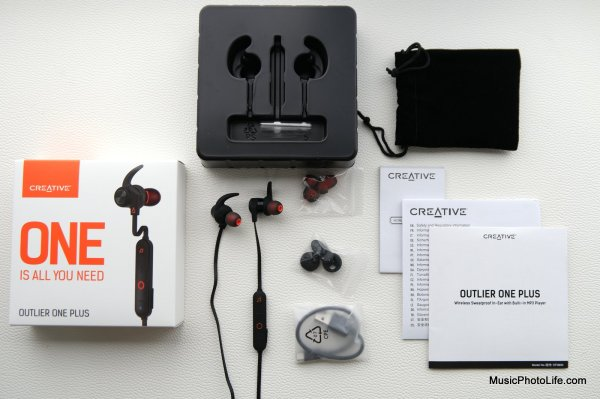 Creative Outlier One Plus review by Chester Tan musicphotolife.com, Singapore consumer tech gadget site