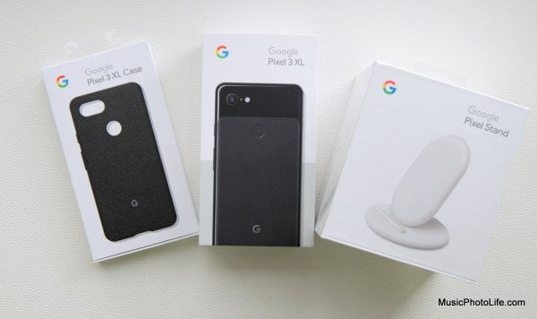Google Pixel 3 XL review by musicphotolife.com, smartphone gadget blog in Singapore