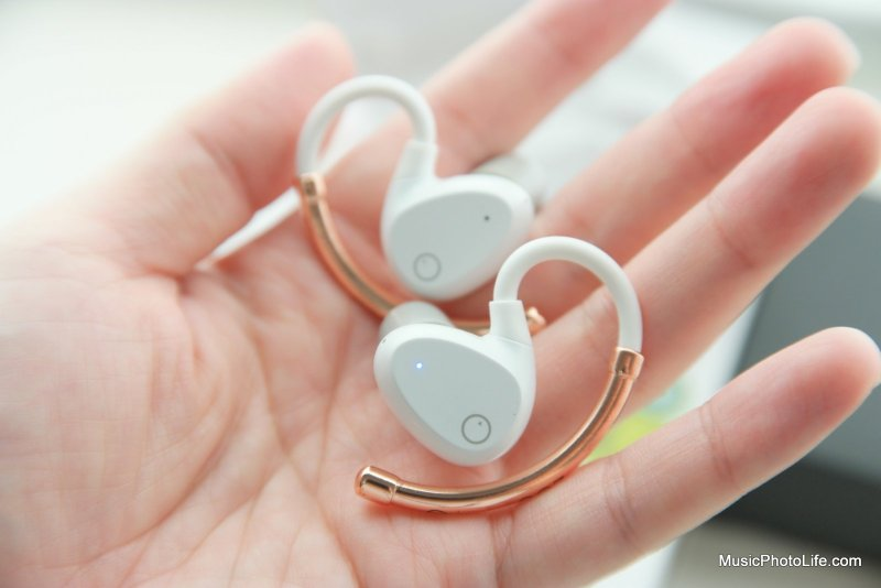 EOZ Air True Wireless Earphones review by musicphotolife.com, Singapore consumer tech blogger