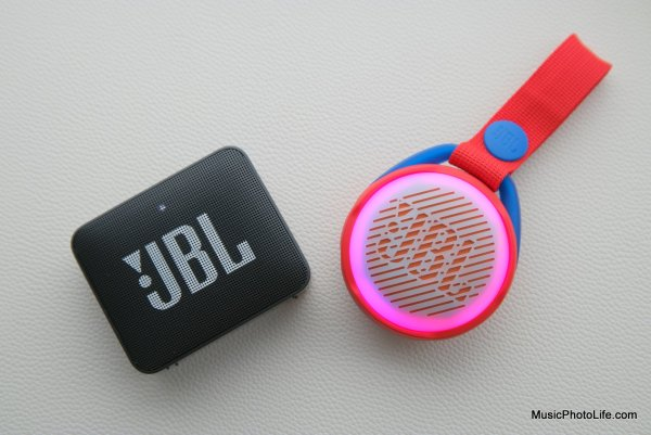 JBL GO 2 vs. JRPOP