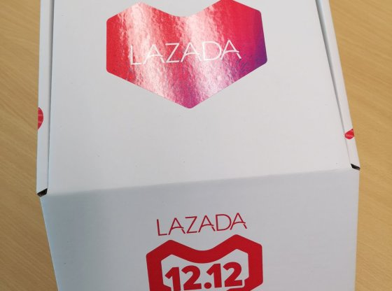Lazada X JBL Surprise Box review by musicphotolife.com, Singapore consumer tech gadget blogger