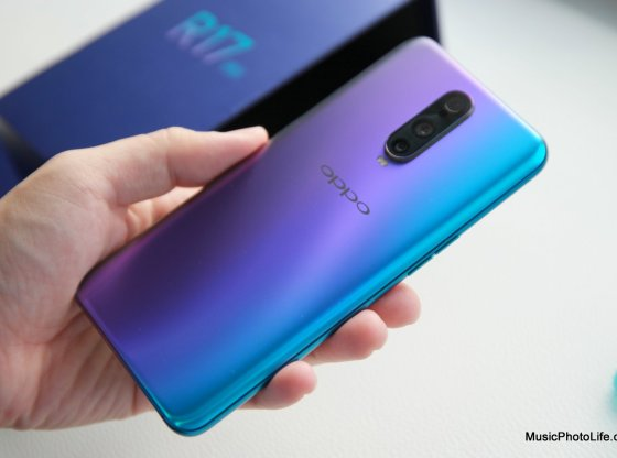 OPPO R17 Pro review by musicphotolife.com, Singapore smartphone blogger