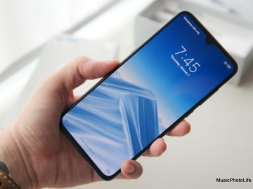 Mi 9 smartphone review by musicphotolife.com Singapore smartphone review blog