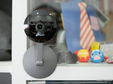TP-Link Kasa Cam KC120 review by musicphotolife.com, Singapore smart home product review site
