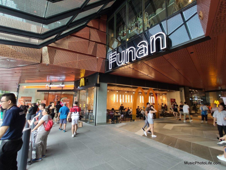 Funan Reopens on 28 June 2019