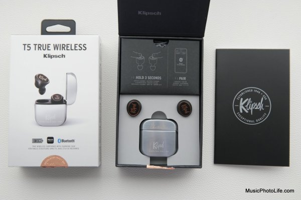 Klipsch T5 True Wireless review by musicphotolife.com Singapore tech blog