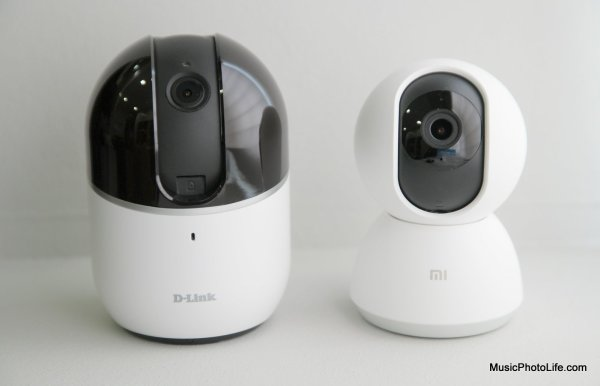 D-Link DCS-8515LH Review: Smart Tracking Home Security Camera