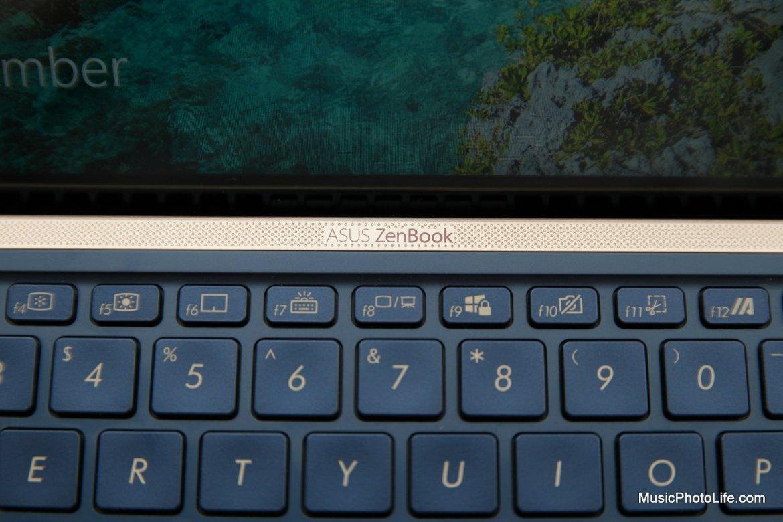 ASUS Zenbook 14 UX434FL closeup