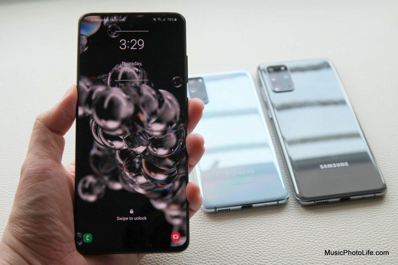 Samsung Galaxy S20 Ultra, review by Chester Tan musicphotolife.com Singapore tech blog