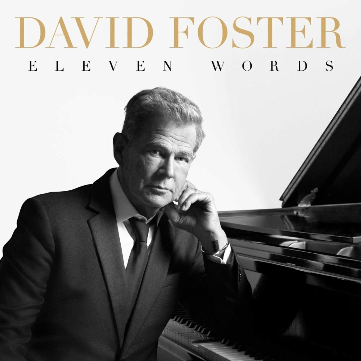 David Foster Eleven Words Piano Album review by Chester Tan