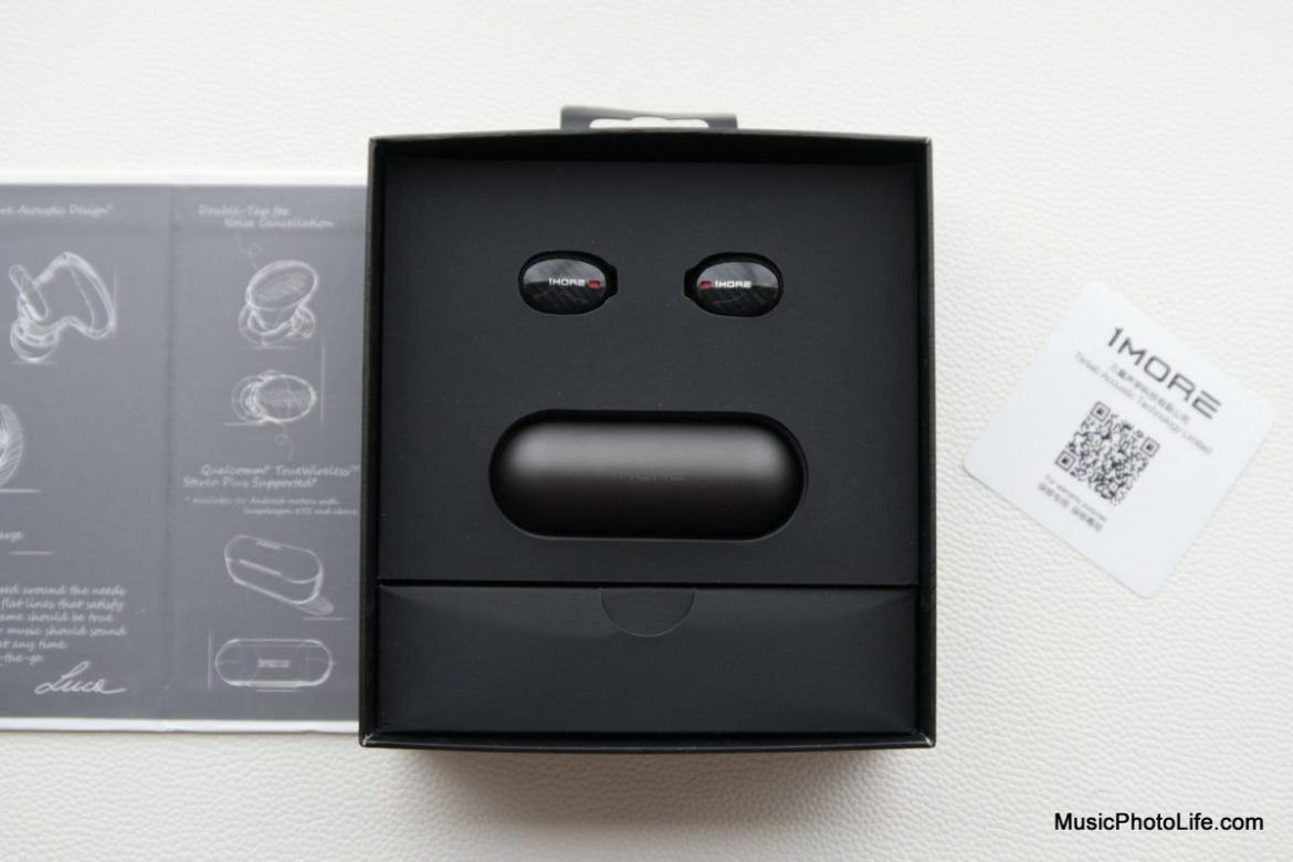 1MORE EHD9001TA True Wireless ANC In-Ear Headphones review by Chester Tan musicphotolife.com Singapore tech blog