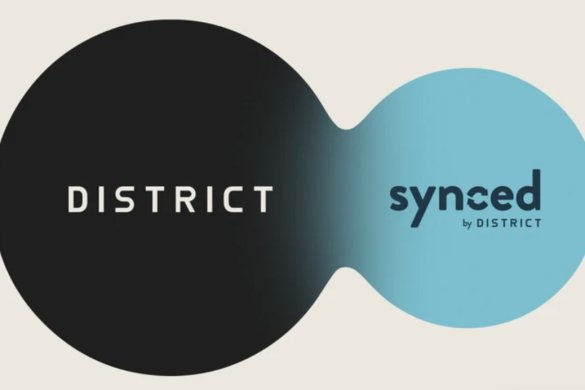 Synced By District logo