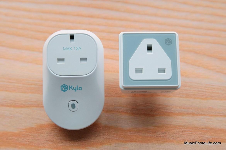 Kyla Gen2 WiFi Plug Smartplug KWFP-210-WF compares with Gen1 Kyla Smartplug