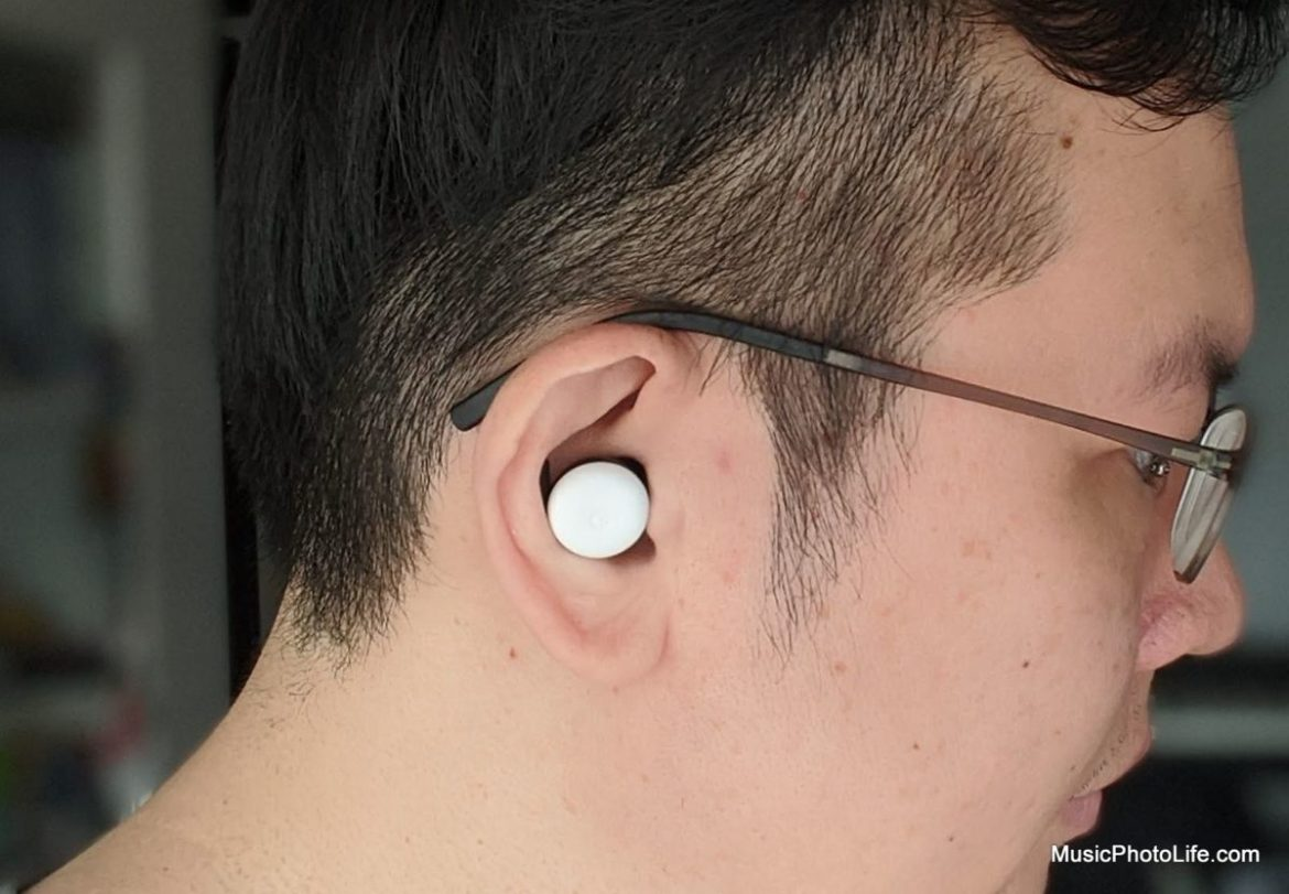 Google Pixel Buds review by Music Photo Life, Singapore tech blog