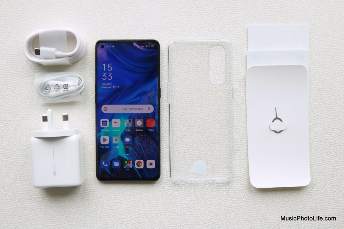 OPPO Reno4 Pro review by Music Photo Life, Singapore tech blog