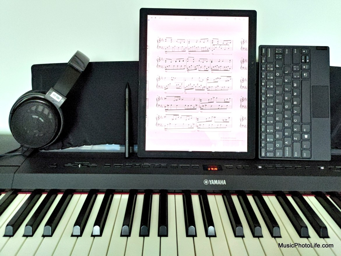 Lenovo ThinkPad X1 Fold review by Music Photo Life, Singapore tech blog