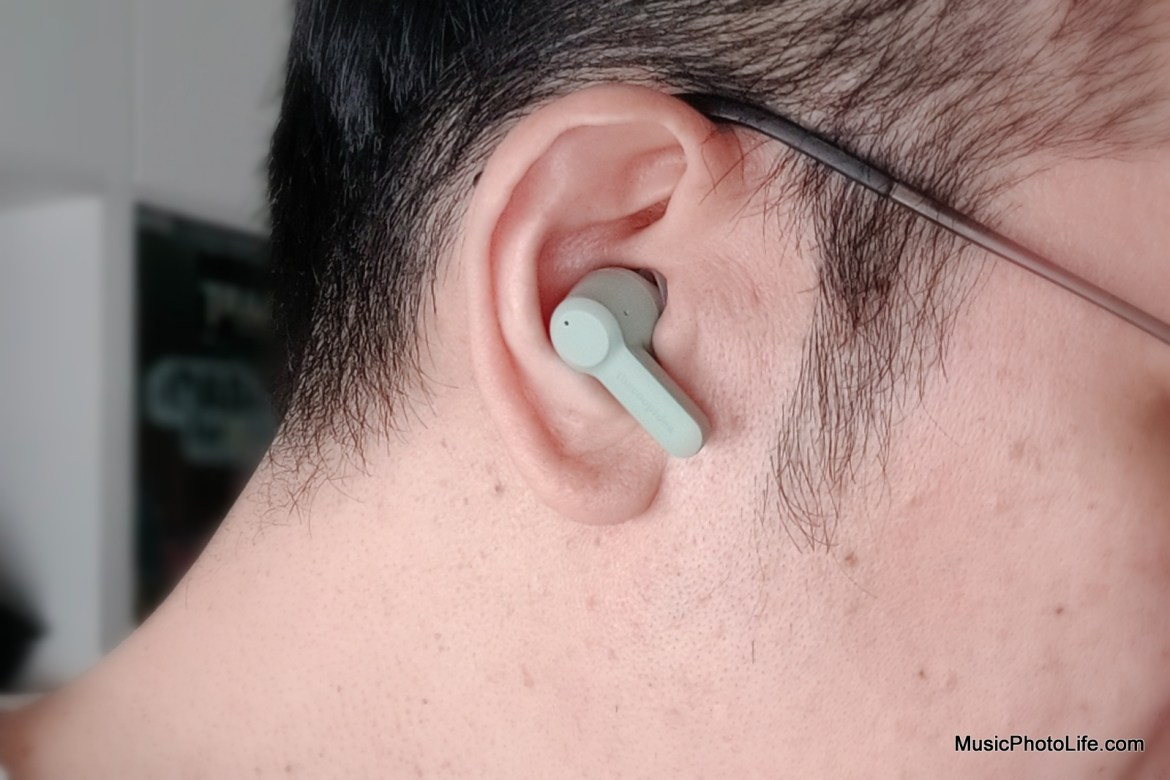 thecoopidea BEANS PRO 2 ANC True WIreless Earbuds review by Music Photo Life, Singapore tech blog