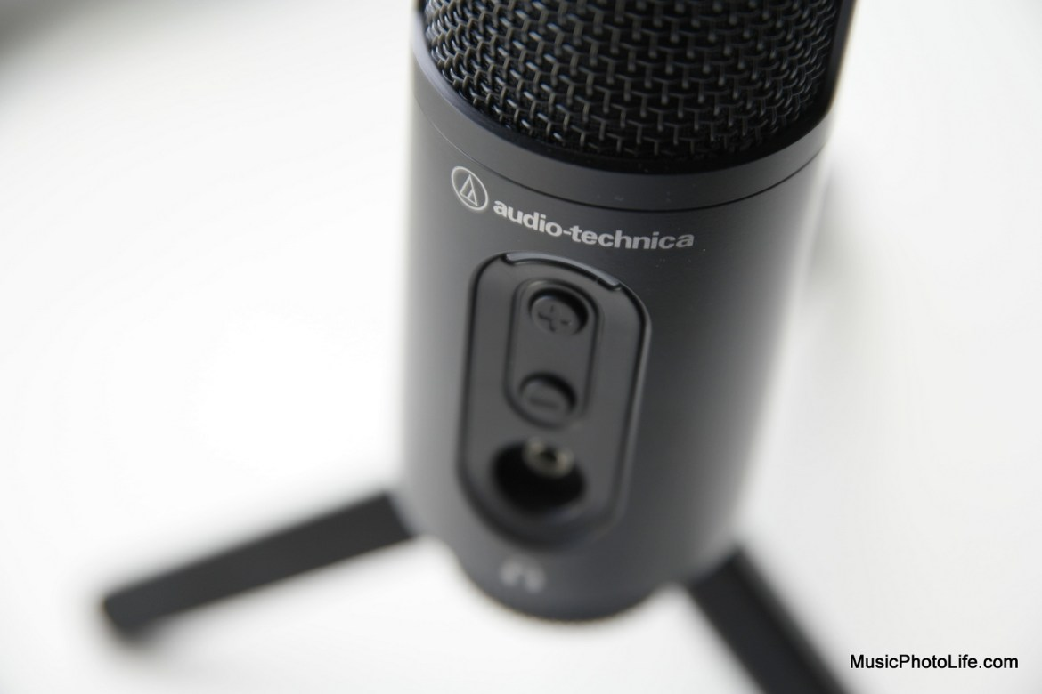Audio-Technica ATR2500x-USB Review by Music Photo Life