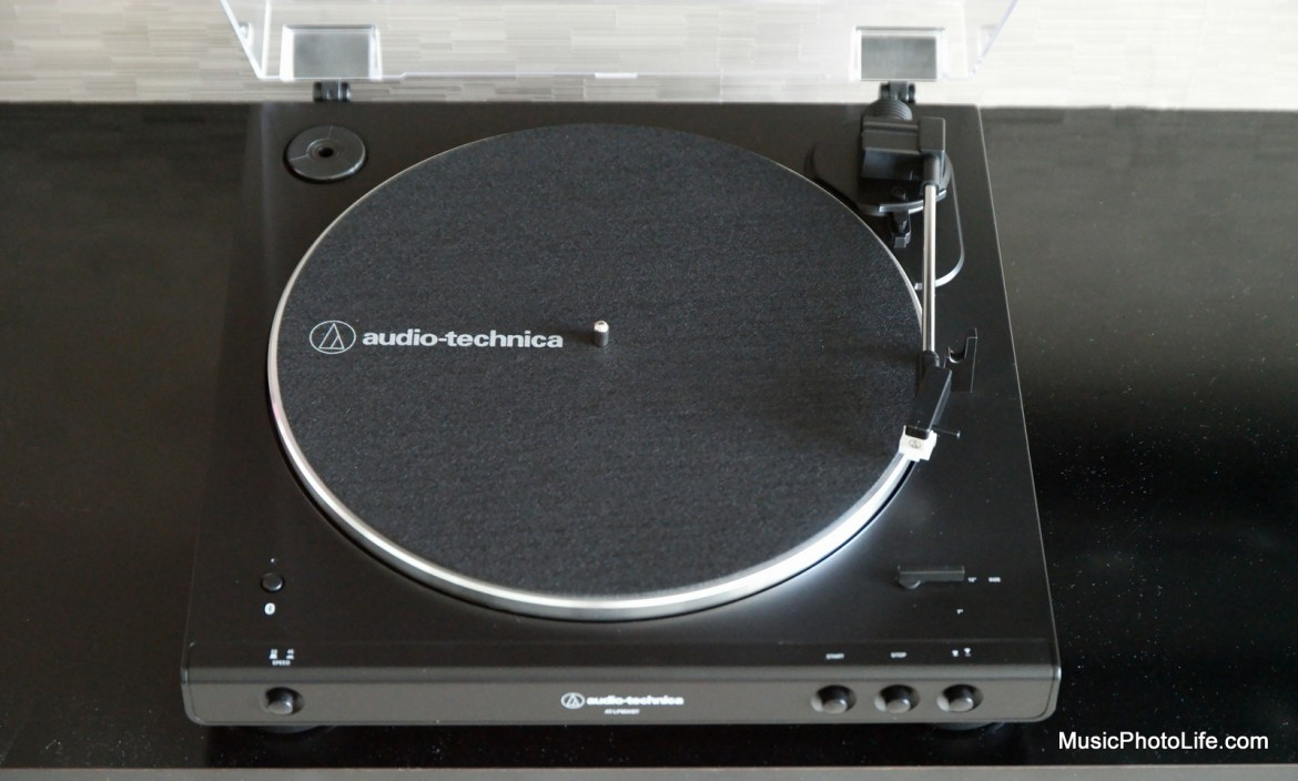 Audio-Technica AT-LP60XBT review by Music Photo Life, Singapore tech blog