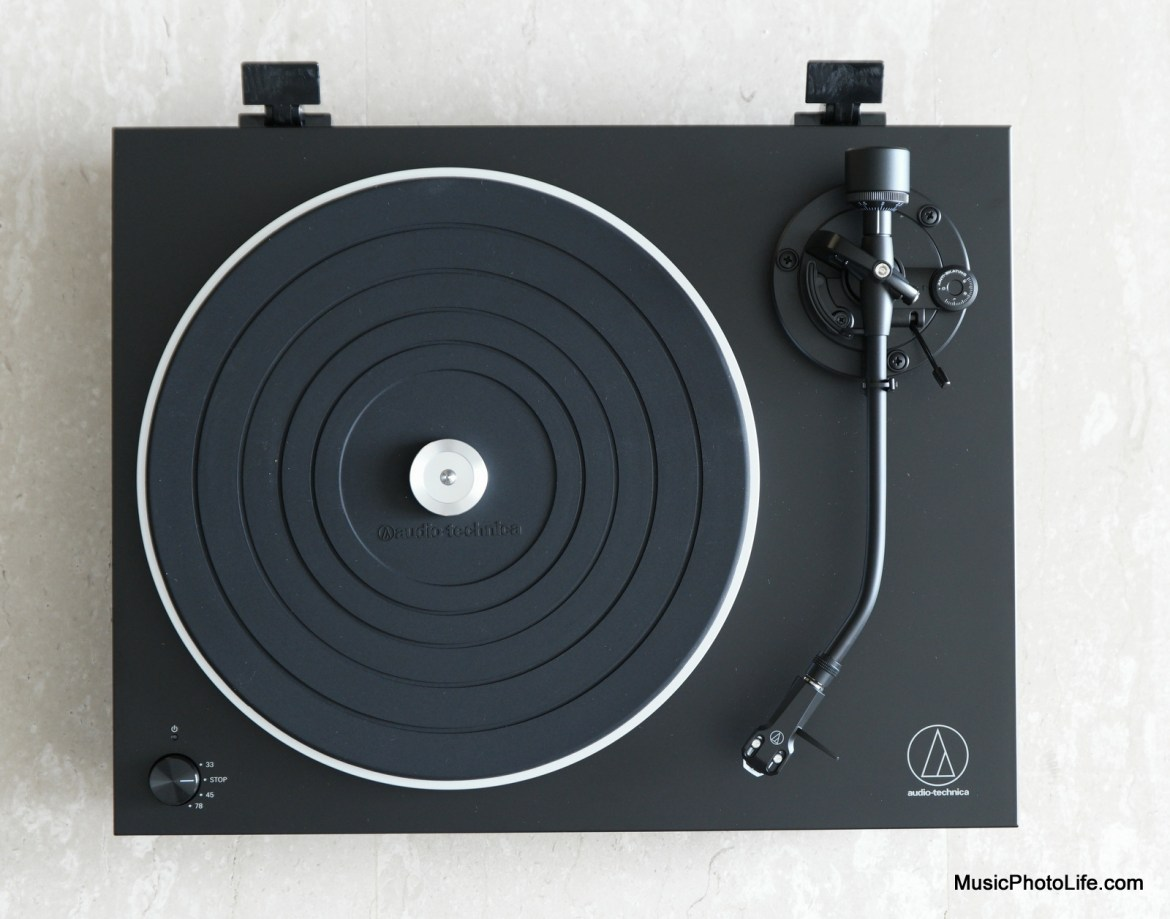 Audio-Technica AT-LP5X review by Music Photo Life, SIngapore tech blog